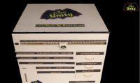 Curiosità: 18 console in un unico box