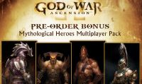 God of War: Ascension - The Mythological Heroes