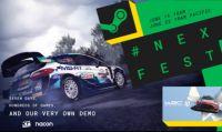Svelata la demo di WRC 10