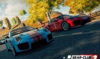 Svelati tutti i contenuti di Gear.Club Unlimited 2 Porsche Edition
