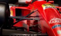 Il fascino di quattro storiche Ferrari in F1 2017