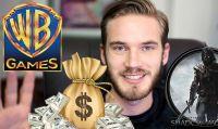 PewDiePie respinge le accuse: 'Mi hanno usato come clickbait'