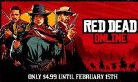 Red Dead Online - La versione indipendente a €4,99 fino al 15 febbraio