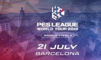 La città di Barcellona ospiterà le World Finals della PES League 2018