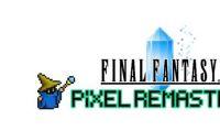 Final Fantasy Pixel Remaster - Svelata l'uscita di FF I, II e III