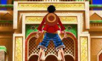Modalità Battle Coliseum di One Piece: UWR