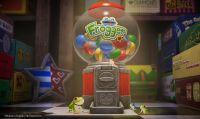 """Konami annuncia la nuova modalità """"Gara di Resistenza"""" in Frogger in Toy Town"""