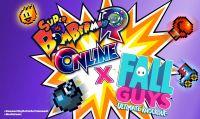 FALL GUYS: ULTIMATE KNOCKOUT & SUPER BOMBERMAN R ONLINE si scontrano in un inedito crossover