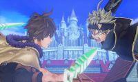 Bandai Namco presenta i personaggi giocabili di Black Clover Quartet Knights