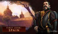Filippo II al comando della Spagna in Civilization VI
