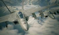 Ace Combat 7 - Gameplay in VR dal Thank You Festival
