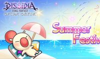 Su Dissidia Final Fantasy Opera Omnia arrivano delle fantastiche promozioni estive