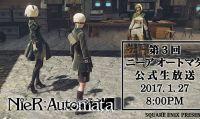 NieR: Automata domani in livestream su YouTube e Niconico