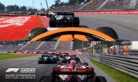 F1 2020 si mostra nella modalità split-screen