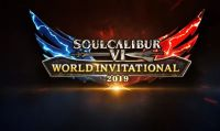 Annunciato il primo SOULCALIBUR World Invitational Tournament
