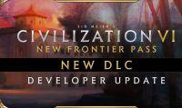 Civilization VI - Byzantium and Gaul Pack disponibile dal 24 settembre