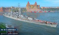 Le nuove corazzate italiane arrivano in accesso anticipato su World of Warships il 18 febbraio