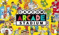 Capcom Arcade Stadium è ora disponibile su Nintendo Switch