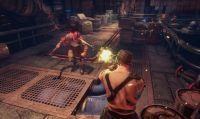 Un nuovo filmato mostra gameplay e caratteristiche di Insomnia: The Ark