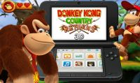 Donkey Kong Country Returns 3D a maggio per 3DS