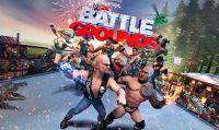 WWE 2K Battlegrounds - Ecco il roster Update #4