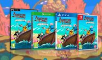 Trailer e data di lancio per Adventure Time: i Pirati dell'Enchiridion