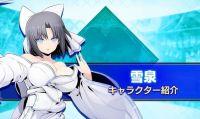 BlazBlue: Cross Tag Battle - Rilasciato il trailer del nuovo personaggio DLC Yumi