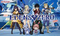 Aperte le pre-registrazioni per EDENS ZERO Pocket Galaxy