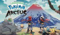 Leggende Pokémon Arceus - Ecco il nuovo trailer del gioco