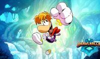 Brawlhalla approda su Xbox One e Nintendo Switch, assieme a Rayman