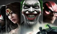 Injustice: God among Us - 'Line Trailer' sulla storia