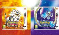 Pokémon Sole e Luna - Ecco i dettagli dei Pokémon Leggendari