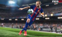PES 2018 si mostra in 4K e a 60fps in un nuovo video