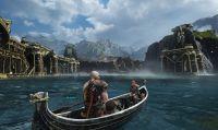 Un nuovo diario degli sviluppatori ci ''spiega'' le avventure in barca di Kratos