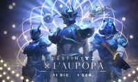 Destiny 2: Oltre la Luce - Ecco il trailer dell'Aurora