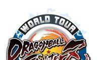 Bandai Namco annuncia il Dragon Ball FighterZ - World Tour