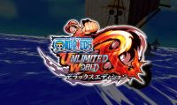 Ecco il primo trailer di One Piece: Unlimited World Red Deluxe Edition