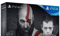 Un rivenditore bulgaro svela la PS4 a tema God of War