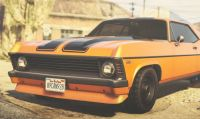 La muscle car Declasse Vamos disponibile in GTA Online