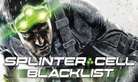 L'immagine della cover di Splinter Cell Black List