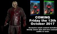 Arriva l'edizione fisica di Friday the 13th: The Game