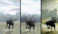 PSX 2017 - Presentato un paragone grafico tra la varie versioni di Shadow of The Colossus