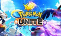 Pokémon Unite - Svelata la data d'uscita su dispositivi Mobile
