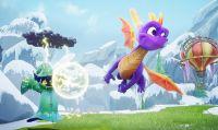 Spyro Reignited Trilogy - Ecco come vedere il trailer in Crash Bandicoot N. Sane Trilogy