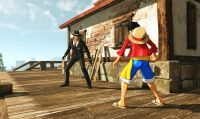 Screen e Artwork inediti per One Piece World Seeker