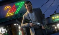 Oggi il primo trailer gameplay di GTA V