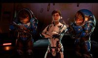 Inizia per alcuni il preload di ME: Andromeda rivelandone il peso