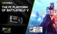 GeForce GTX proclamata come Piattaforma PC di Battlefield V