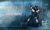 F4F presenta le nuove statuette dedicate a Solid Snake