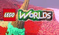 LEGO Worlds - Ecco un nuovo trailer della versione per Switch